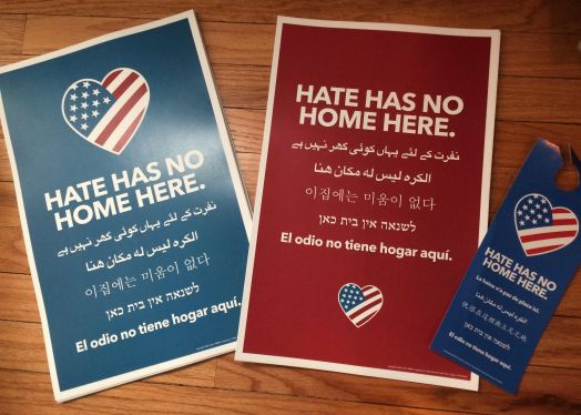 Hate Has No Home Here Creating Communities Of Hope One